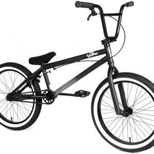 BMX 20 Matt Black - Venom Bikes