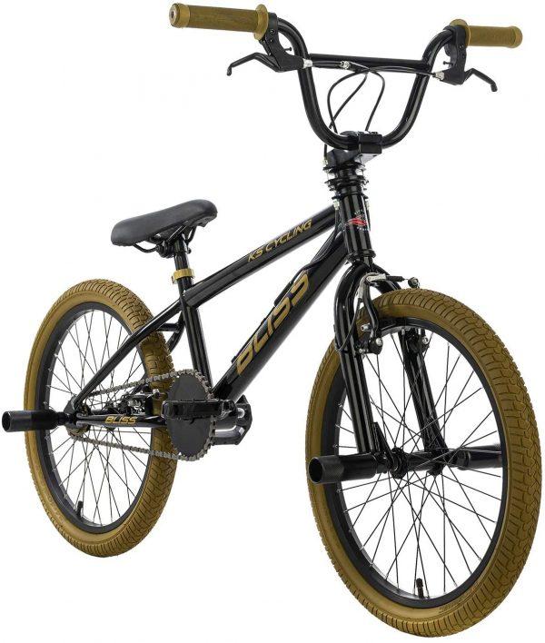 BMX Freestyle 20 pouces - KS Cycling