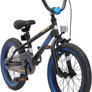 BMX enfant 16 pouces avec frein - BIKESTAR